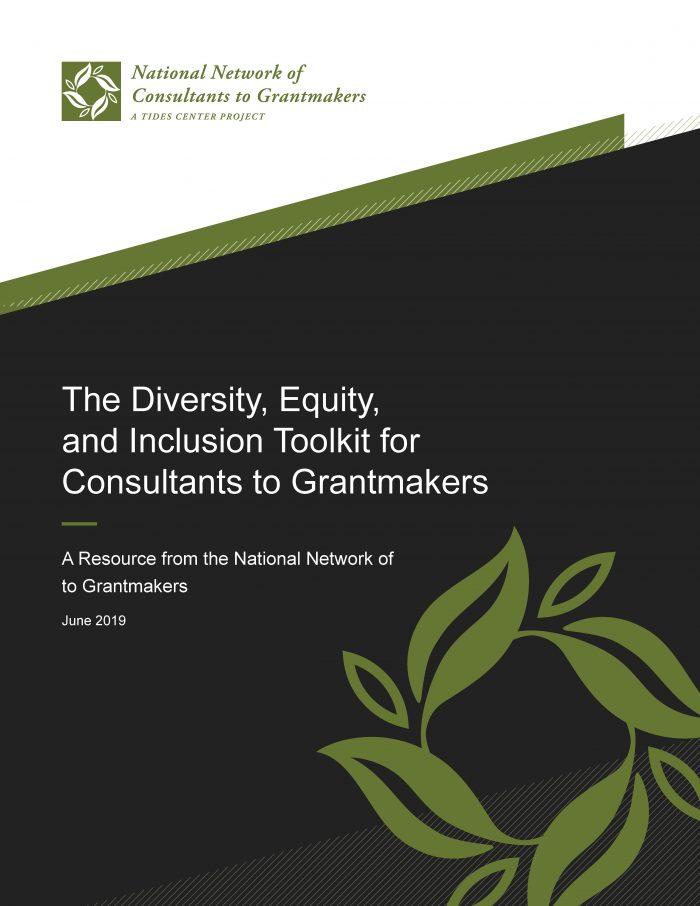 Diversity and Inclusion report cover image